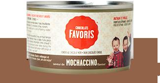 Fondue mochaccino 2x