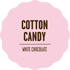 White chocolate cotton candy 2x