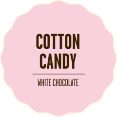 White chocolate cotton candy 2x beige
