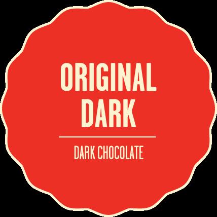 Dark chocolate original dark 2x