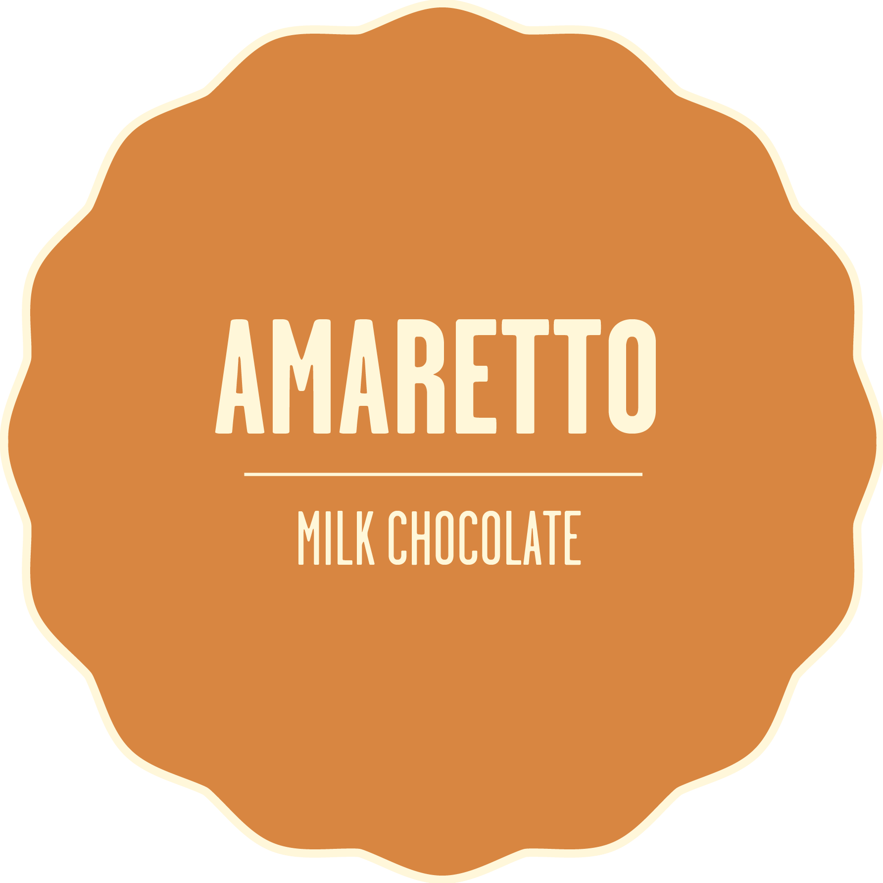 Milk chocolate amaretto 2x %281%29 beige