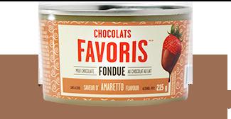 Amaretto fondue img produit 2x