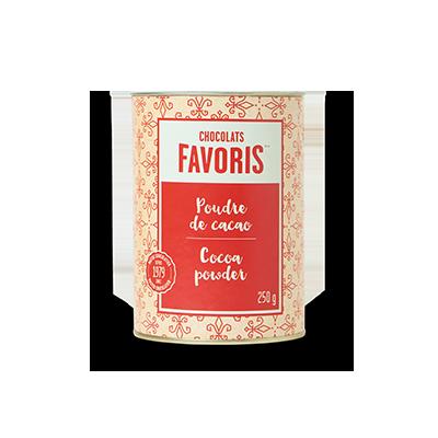 Poudre cacao produit