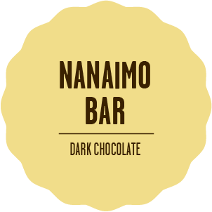 Flavours dark chocolate nanaimo 2x