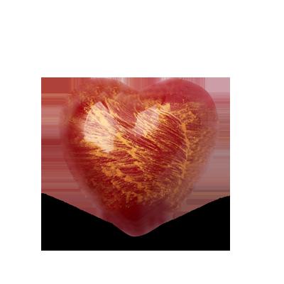 Coeur rouge 2