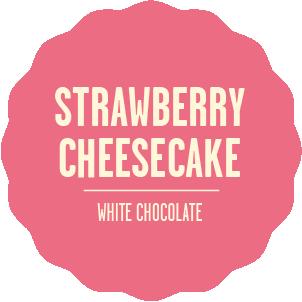 White chocolate cheesecake fraises 2x