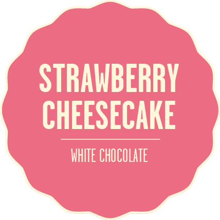 White chocolate cheesecake fraises 2x