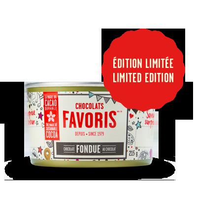 Chocofav tuile fonduess pastille