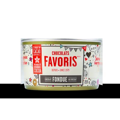Chocofav fondue215g saveursurprise
