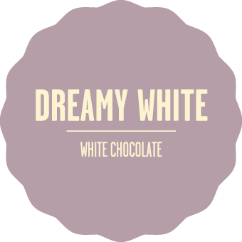 White chocolate dreamy white 2x