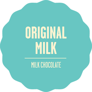 Milk chocolate original milk 2x